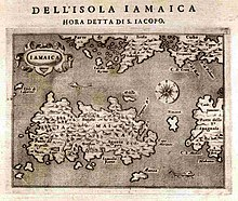 List Of Maps Of Jamaica Wikipedia - Jamaica political map 1968