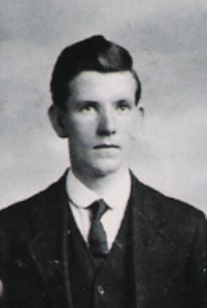 James Marley - James Marley, circa 1917