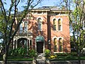 James Whitcomb Riley House in Indianapolis, distant front.jpg