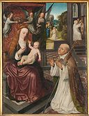 Jan van Eeckele - Lactation of St. Bernard.jpg