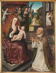 Épisodes de la vie de Saint Bernard,