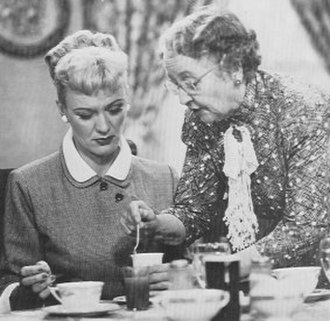 Jane Morgan (actress) - Morgan in an episode of Our Miss Brooks