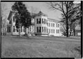 January 1975 GENERAL VIEW OF NORTHWEST - Isaac Kinsey House and Farm, 502 East Sarver Road, Milton, Wayne County, IN HABS IND,89-MILT.V,1-4.tif