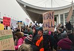 January 2017 DTW emergency protest against Muslim ban - 11.jpg