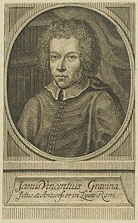 Giovanni Vincenzo Gravina