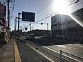 Japan National Route 495 near Fukuoka Wajiro Hospital.jpg