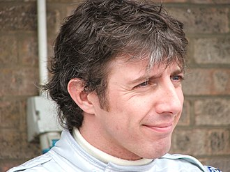 Jason Plato - Plato, at Donington Park during the 2005 British Touring Car Championship.