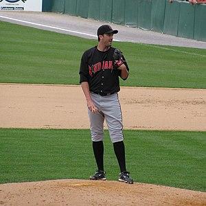 Jason Davis (baseball) - Image: Jason Davis