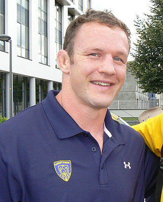 Jason White (rugby union) - Image: Jason White 03