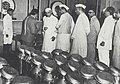 Jawaharlal Nehru at the Aarey Milk Colony, Bombay, 4 March 1951.jpg