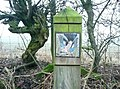 Jay plaque, Glassonby - geograph.org.uk - 1146855.jpg
