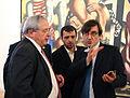 Jean Paul Huchon & Philippe Martineau - Futur en Seine 2011.jpg