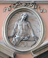 Jeasus on Caritas in Via Giulia in Rome.jpg