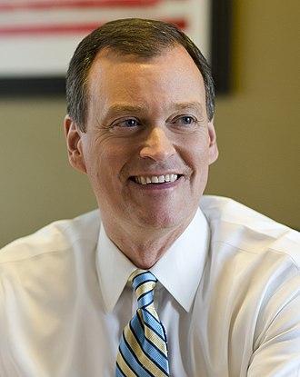 2018 Minnesota gubernatorial election - Image: Jeff Johnson (cropped)