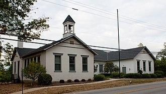 Indian Hill, Ohio - Jefferson Schoolhouse