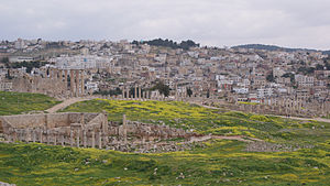 Jerash Governorate - The city of Jerash is the capital of Jerash Governorate