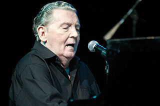Jerry Lee Lewis American singer and pianist
