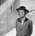 Jeruzalem. Portret van een Jeshiwe-Bocher, een Talmudstudent in de wijk Mea She, Bestanddeelnr 255-2447.jpg
