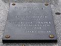 Jerzy Popek - Tadeusz Witold Popek - Michalina Janina Popek - Cmentarz Wojskowy na Powązkach (121).JPG