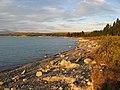 Jezero Lake Pukaki - panoramio.jpg