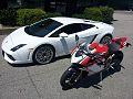 Jimmy Cazzani Lambo v Ducati.jpg