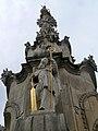 Jindřichův Hradec - the pillar on the town square - panoramio.jpg