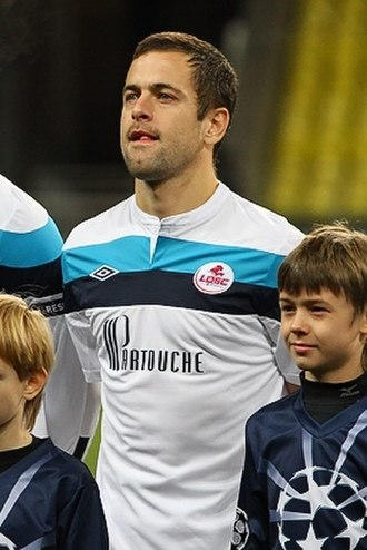 Joe Cole - Cole with Lille in 2011