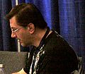 Joe Jusko at Super-Con 2009 1.JPG