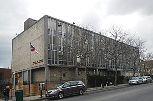 Yeshivah of Flatbush - High school on Avenue J