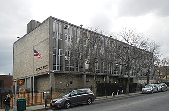 Yeshivah of Flatbush - High school on Avenue J