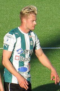 Joel Mero Finnish footballer