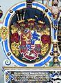 Johan Adolf af Slesvig-Holsten-Gottorps våben.jpg