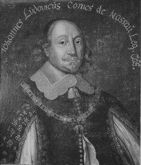 Johan Ludvig, 1590-1653, greve av Nassau-Dillenburg furste av Nassau Hadamer
