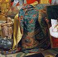 Johan Zoffany - Tribuna of the Uffizi - oggetti 10 tavolo.jpg