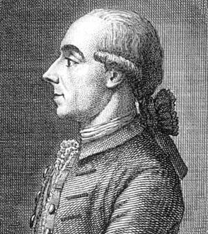 Johann III Bernoulli - Johann III Bernoulli