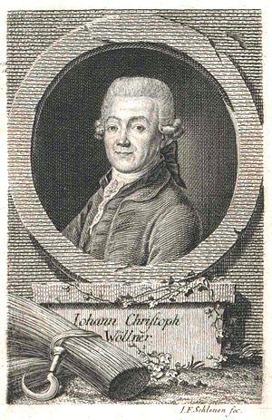 Johann Christoph von Wöllner - Johann Christoph von Wöllner