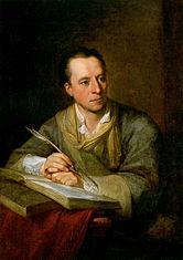 Angelika Kaufmann: Portrait of Johann Joachim Winckelmann