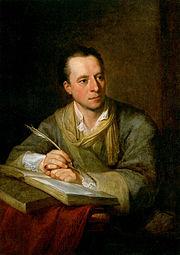 Johannes Joachim Winckelmann (* 9. Dezember 1717 in Stendal; † 8. Juni 1768 bei Triest)