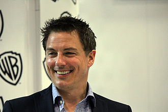 John Barrowman - Barrowman at San Diego Comic-Con International in July 2014