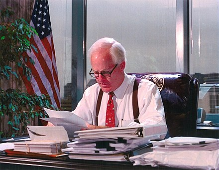 State of Texas Attorney General John Cornyn, 1997 JohnCornynAttorneyGeneral1997.jpg