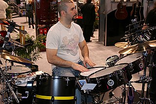John Dolmayan Lebanese-born Armenian–American songwriter and drummer