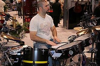 Daron Malakian and Scars on Broadway - Former drummer John Dolmayan