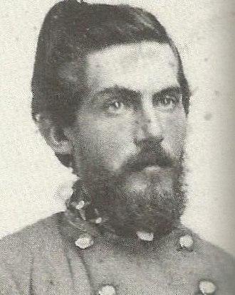 John Donelson Martin - Colonel John Donelson Martin CSA
