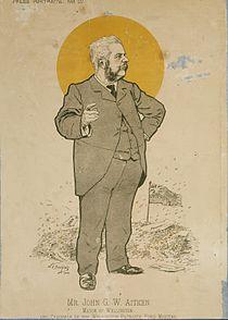 John Guthrie Wood Aitken caricature, 1900.jpg