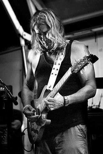 John McCarthy (guitarist) - Image: John Mc Carthy 3