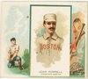 John Morrill, Boston Beaneaters, baseball card portrait LCCN2007680732.tif