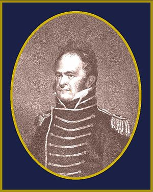 John Rodgers (1772–1838) - Commodore John Rodgers