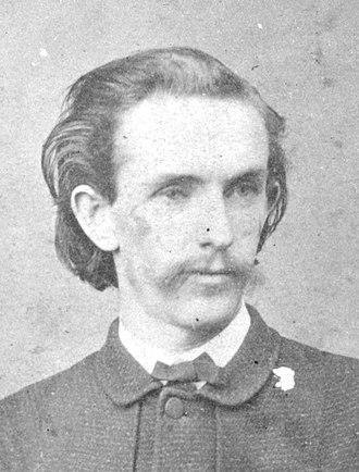 Lewis Powell (conspirator) - John Surratt in 1868.