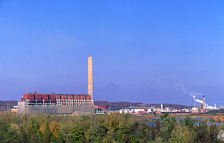 Johnsonville Fossil Plant Coal-fired power plant in New Johnsonville, Tennessee