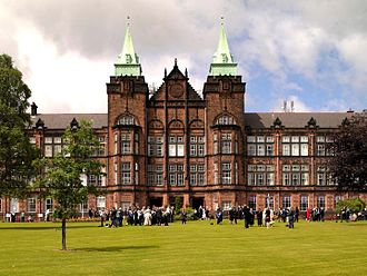University of Strathclyde - Jordanhill Campus, Strathclyde University